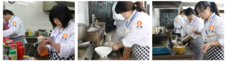 鸡蛋灌饼刷酱培训